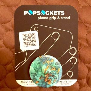 Popsockets phone grip and stand